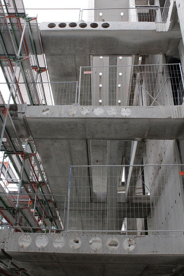 25.06.2020 Gebäudetrennung neue Biologie/alte Biologie